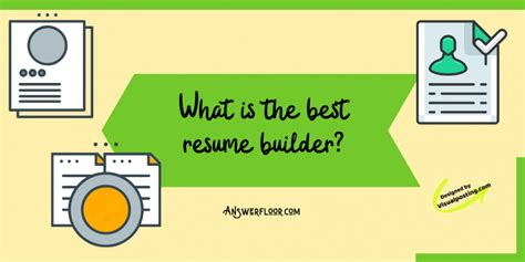Good Resume Builder Sites What Is The Best Yahoo Answers
