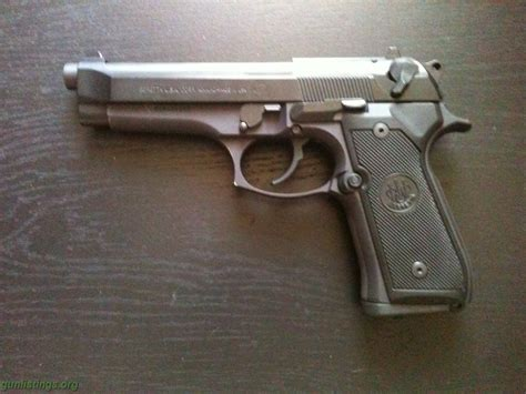 Beretta-Question What Is The Difference Between Beretta 9mm Et Smith Wesson.
