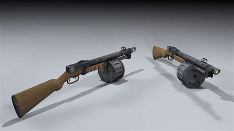 What Is The Fallout 3 Combat Shotgun Modeled After