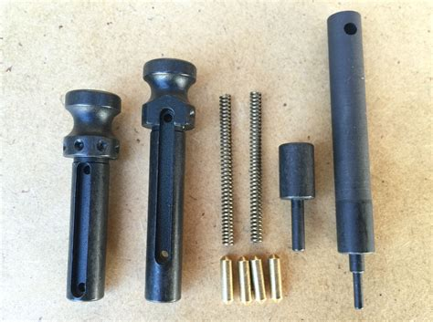 What Is The Front Takedown Pin Retainer Ar 15