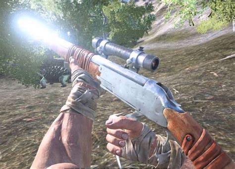 What Is The Longneck Rifle Ammo Called In Ark