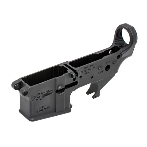 What Is The Lower Receiver Bcg In A Gun