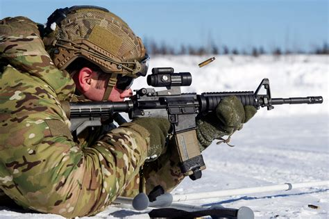 What Is The Main Assault Rifle Of The Canadian Forces