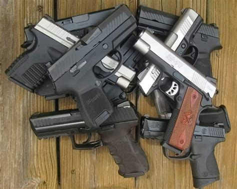 What Is The Most Consilablable 9mm Handgun