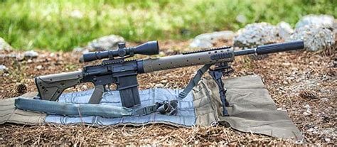 What Is The Range Of A 308 Rifle