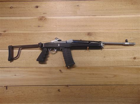 What Is The Ruger Mini 14 Chambered In