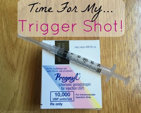 What Is The Trigger Shot For Ivf