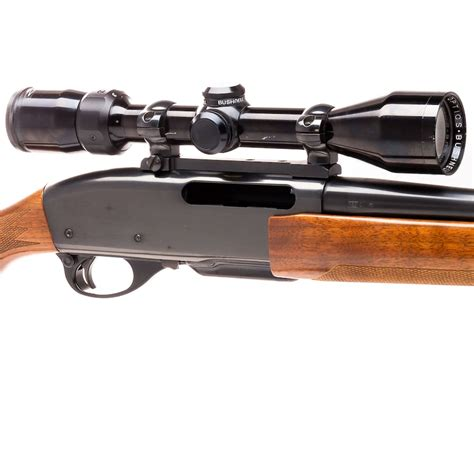 What Is The Weight Of A Remington Model 7600
