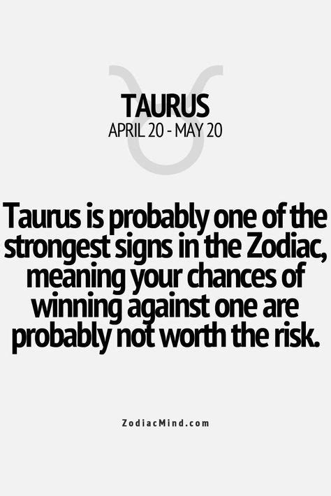 Taurus-Question What It Means To Be A Taurus.