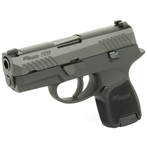 What Kind Of Ammunition For My Sig Sauer P320