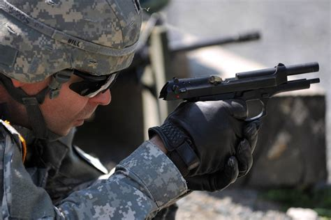 Beretta-Question What Kind Of Beretta Does The Military Use.