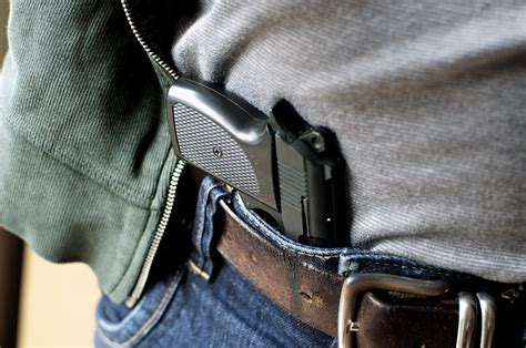 What Kind Of Handgun Does An Indiana Conservation Officerr Carry