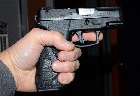 Taurus-Question What Magazines Will Fit Taurus Pt111 G2.