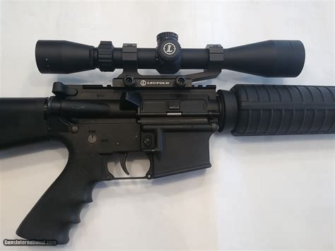 What Makes A National Match Ar 15