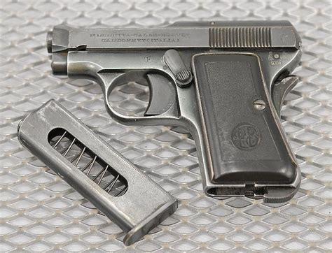 Beretta-Question What Model Beretta Did James Bond Use.