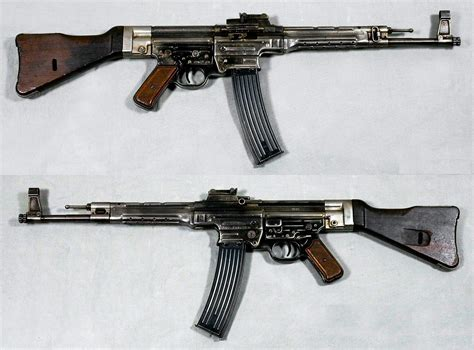 What Nation Made The First Assault Rifle