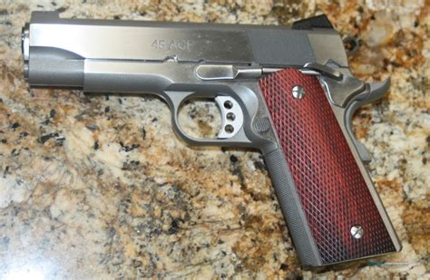 What Night Sights Fit A Les Baer 1911
