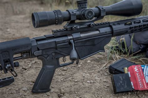 What Patterns Can The Ruger Precision Rifle Come In