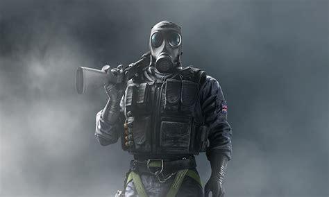 What Rainbow Six Seige Operators Have Shotguns