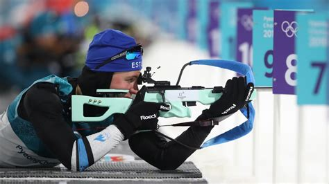 What Rifle Do They Shoot In The Biathalon