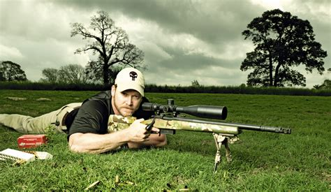What Rifle Was Chris Kyle Shooting