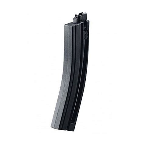 What Round Does Hk416 Shoot