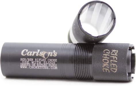 What Shotgun Chokes Can Be Used With Rifled Slugs
