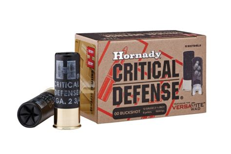 What Shotgun Shell Is Best For Home Defense