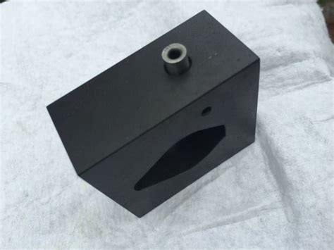 What Size Dimpling Jig For Superlative Arms Adjustable Gas Block