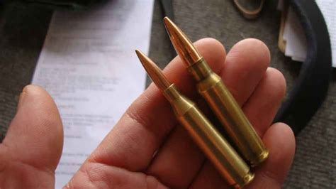 What Size Is 308 Ammo