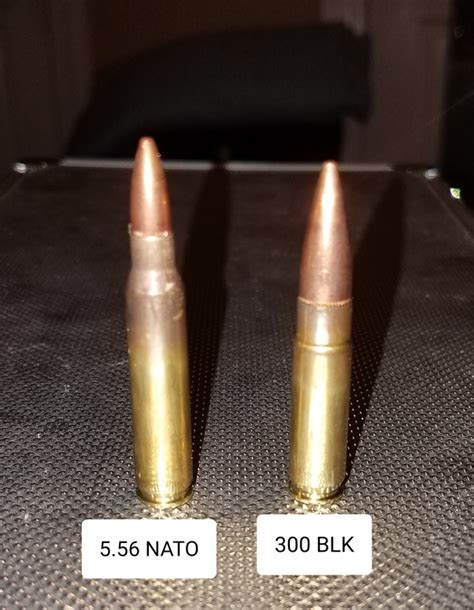 What Size Is A 300 Aac Blackout Round