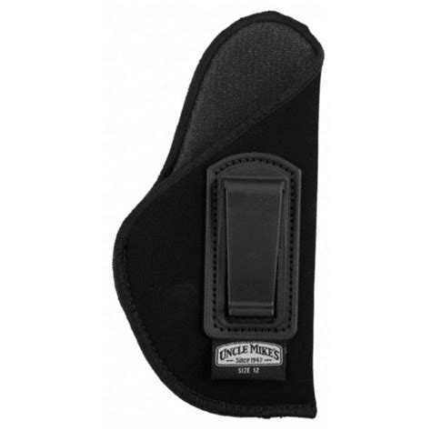 What Size Uncle Mike S Holster For Glock 43