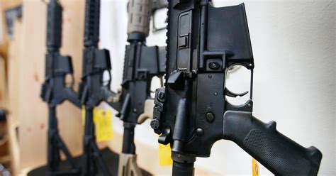 What States Do Not Allow Sales Of Ar15 Rifles