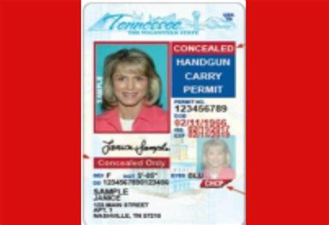 What States Honor Tn Handgun Carry Permit