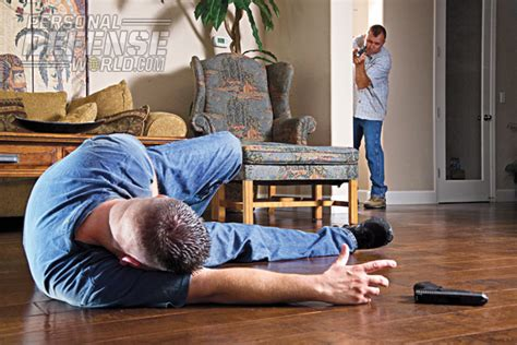 What To Do After Shooting Someone In Self Defense