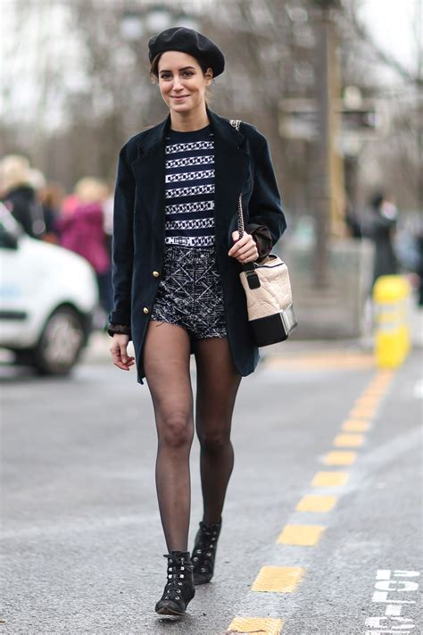 What To Wear With Black Tights
