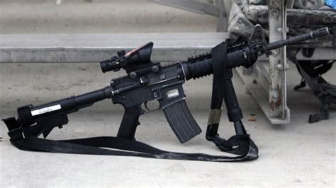 What Type Of Ar 15 Do Police Use