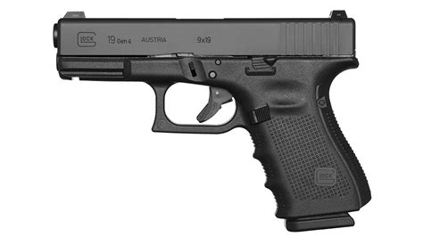 What Type Of Handguns Do Police Use