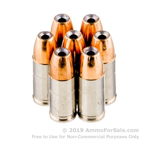 What Types Of 9mm Ammo Are There