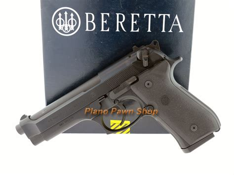 Beretta-Question What Would A Pawn Shop Buy For Beretta M9.