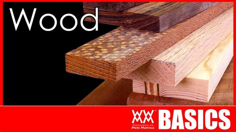 What kind of wood should you build with woodworking basics Image