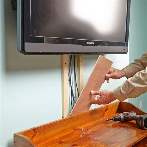 What to use to hide tv wires Image
