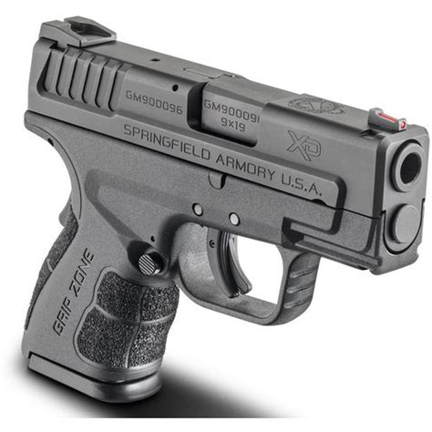 Vortex Whats The Difference In Mod 2 Springfield Armory.