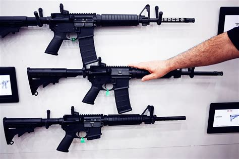 Whats With Calling The Ar15 An Assault Rifle