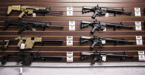 When Did Assault Rifles Become Legal To Own