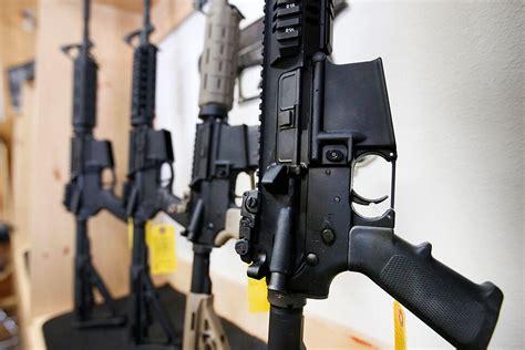 When Did Assault Rifles Become Popular