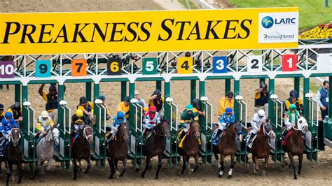When Is Post Time For The Preakness Horse Race