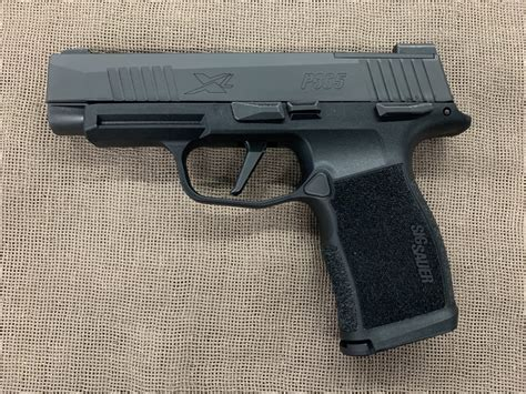 When Is The Sig P365 With Thumb Safety