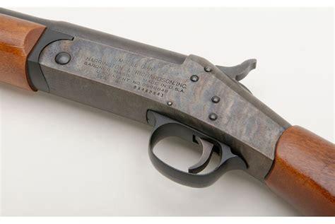 When Was H R 12 Gauge Shotgun 088 Made Sn Az517630