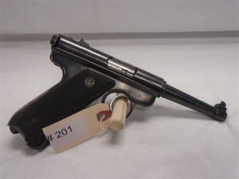 When Was My Ruger 22 Cal Long Rifle Made